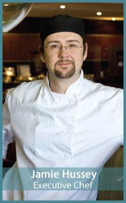 Jamie Hussey - Excecutive Chef